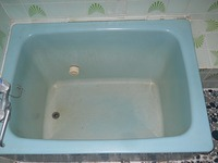 お風呂の再生工事の事例