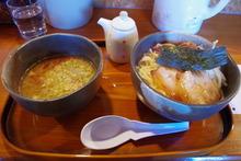 つけ麺 vs. ラーメン