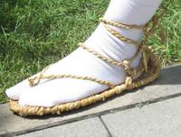 膝の痛みと靴