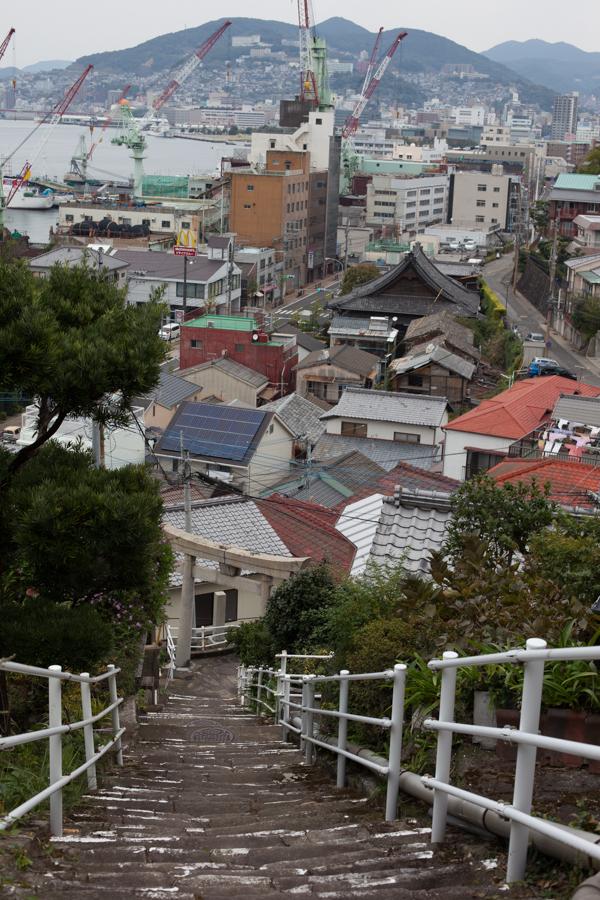 御朱印、長崎市の神社4