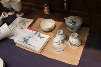 三川内焼 はまぜん祭り 2014 陶器市