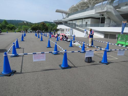 ホーム栃木戦 2014 J2