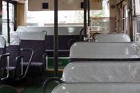 路線バスで行く、滝の観音