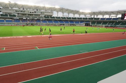 長崎vs岐阜 2014 第94回天皇杯2回戦