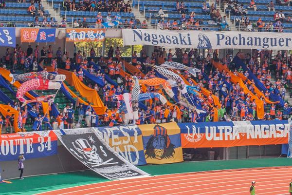 ●V・ファーレン長崎 1-3 横浜FC 2016 J2