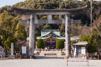 御朱印、長崎市北部の神社