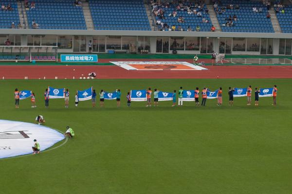 △V・ファーレン長崎 2-2 ザスパクサツ群馬 2016 J2