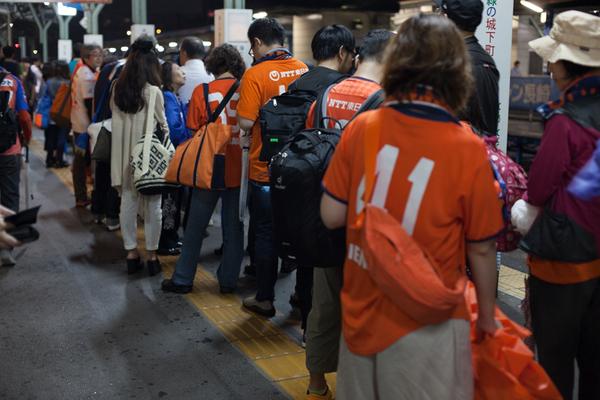 長崎vs大宮 ホーム 2015 J2