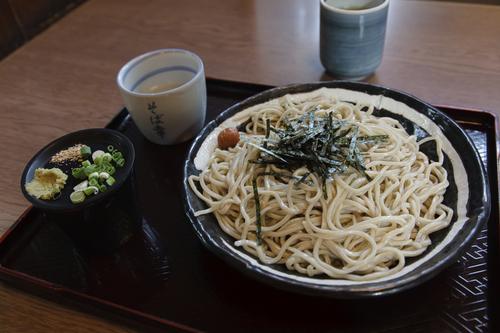 長崎そばさるく、蕎麦屋食べ歩きの巻