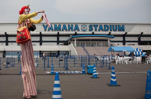 アウェイ磐田戦 2014 J2