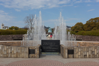 お花見 2015 長崎 平和公園