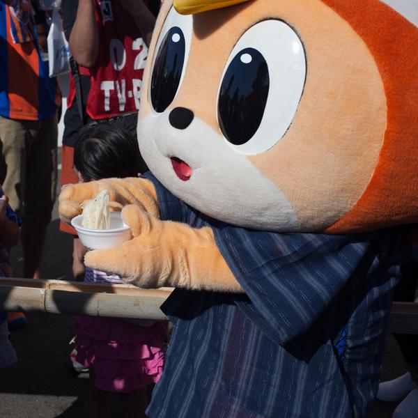 長崎vs讃岐 ホーム 2015 J2
