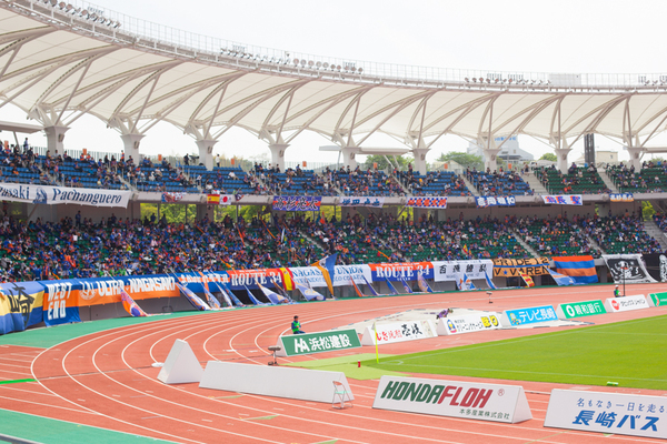 △V・ファーレン長崎 0-0 水戸ホーリーホック 2017 J2