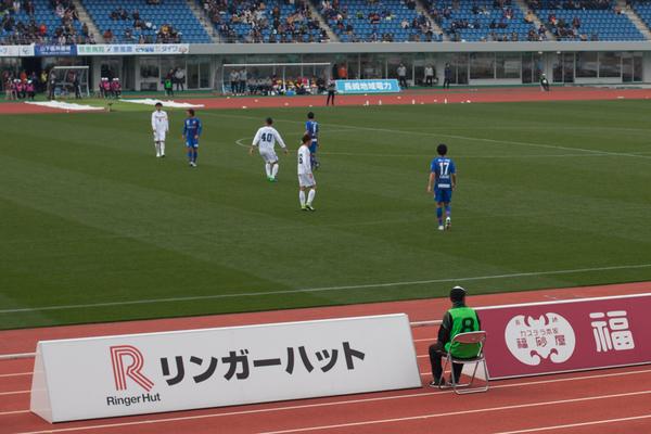 ○V・ファーレン長崎 4-0 ザスパクサツ群馬 2017 J2 開幕戦