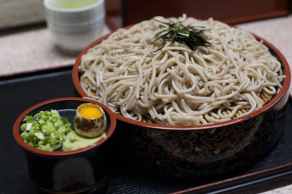 長崎そばさるく PART3 長崎の蕎麦屋をハシゴしてみるテスト 2015