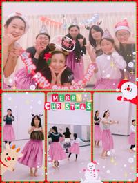 クリスマスフラレッスン♪
