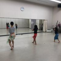 古賀タヒチクラス再開です!
