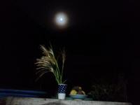 中秋の明月
