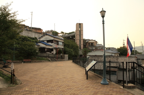 長崎夜景 路面電車で行く鍋冠山
