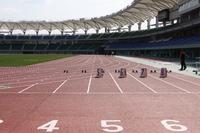 長崎県立総合運動公園陸上競技場 岡山戦PV 2013 J2