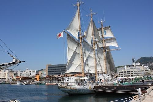 プレイバック帆船祭り