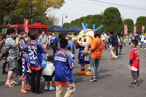 熊本戦ホーム 2013 J2