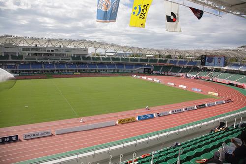 岡山戦ホーム 2013 J2