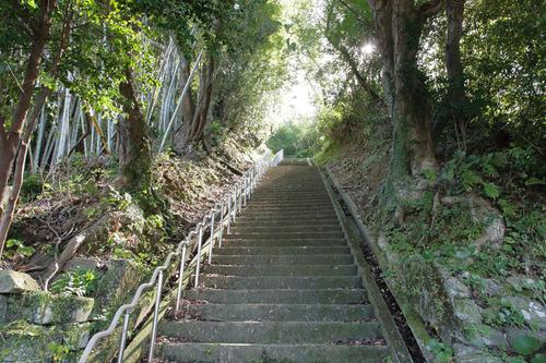 三川内山 天満宮 参道 釜山神社