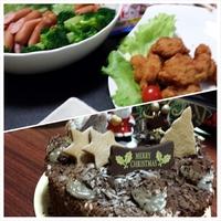 一足先にメリークリスマス(^_^) 2013/12/23 15:54:13