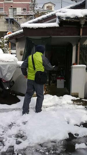 冬の嵐長崎