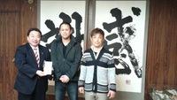 3月30日、福島のいわき市へ義援金を持っていきました!