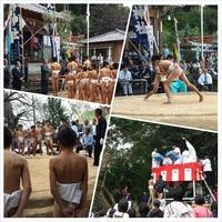 屯宮祭の奉納相撲 2013/10/19 12:03:24