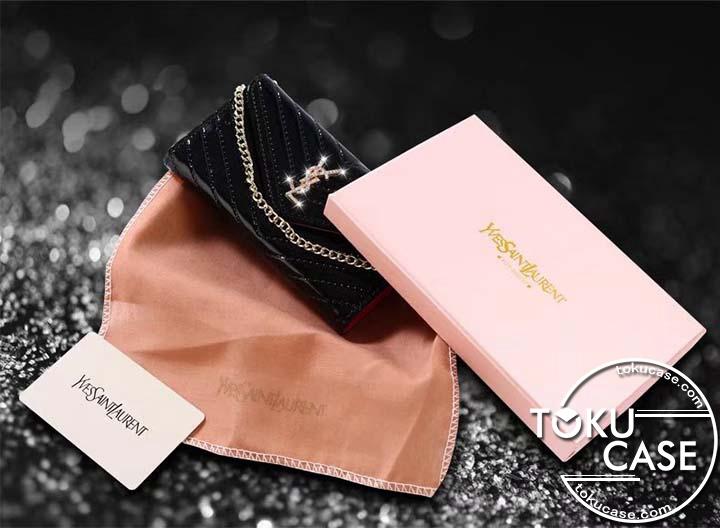 イブサンローラン iPhone7sケース ハンドバッグ