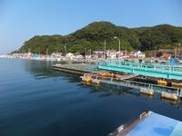 阿翁浦港桟橋