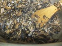 具材椎茸作り