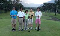 韓国のハワイ・済州島でゴルフ大会とアワビ