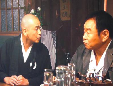 「とんび」では照雲を演じる野村宏伸さん