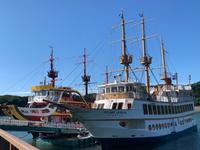 九十九島遊覧船パールクイーン