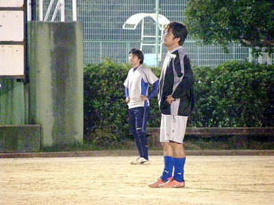 蹴球の夢 ~国体代表の練習風景~